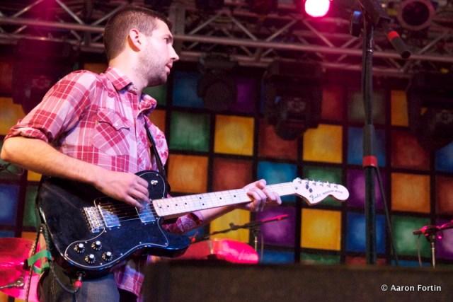 Jeremy Korpas at the Levon Helm Playshop, HSMF 2012