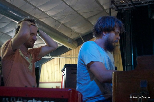 Marco at the Levon Helm Playshop, HSMF 2012