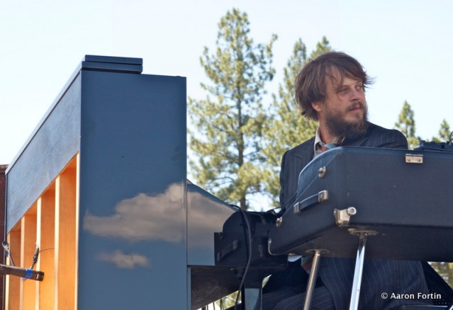 Clouds | Marco Benevento of SMMD @ Grandstand Stage, High Sierra 2012