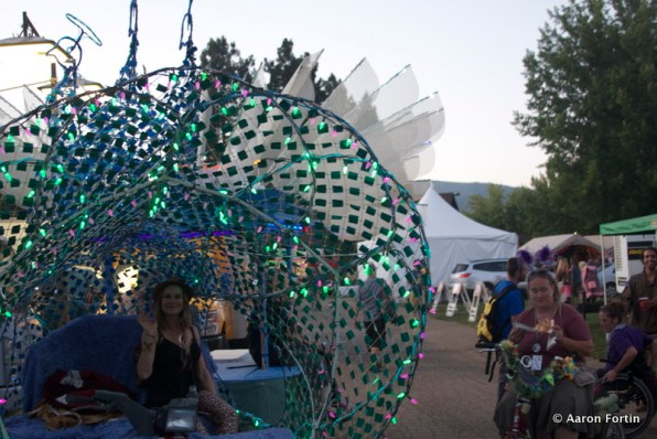 Carnival Atmosphere at High Sierra 2012