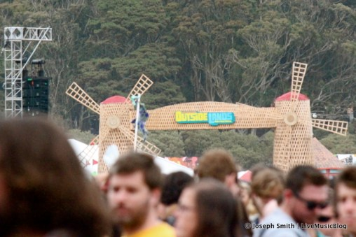 Festival Landmark @ Outside Lands 2012 || Photo © Joseph Smith