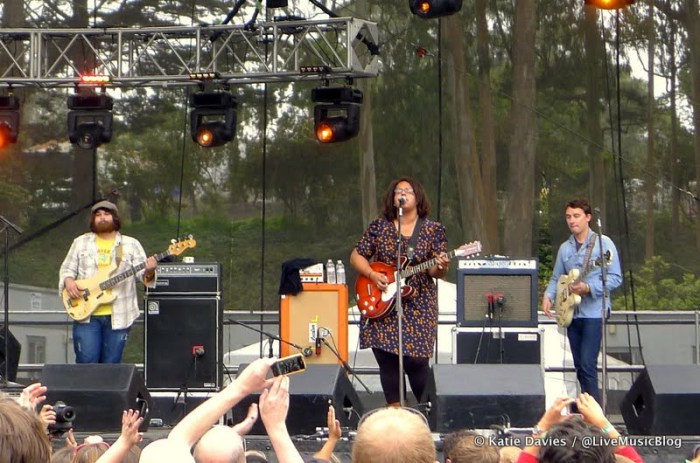 Alabama Shakes @ Outside Lands 2012 || Photo © Katie Davies