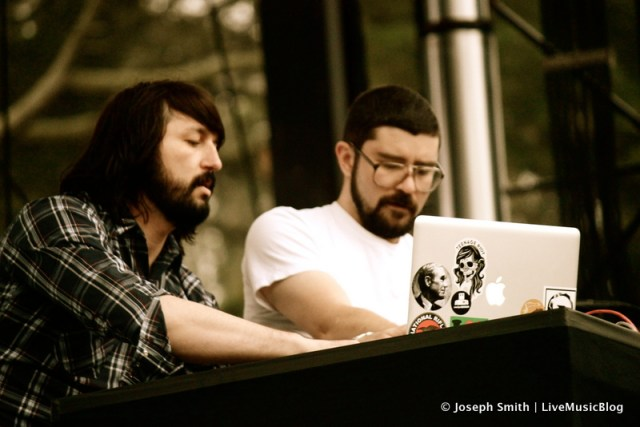 MSTRKRFT @ Outside Lands 2012 || Photo © Joseph Smith