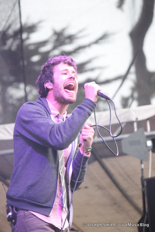 Passion Pit @ Outside Lands 2012 || Photo © Joseph Smith
