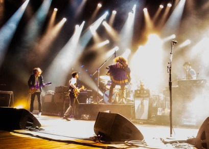 My Morning Jacket @ Merriweather Post Pavilion - 8/18/12 || Photo © Kevin Hill / Chunky Glasses