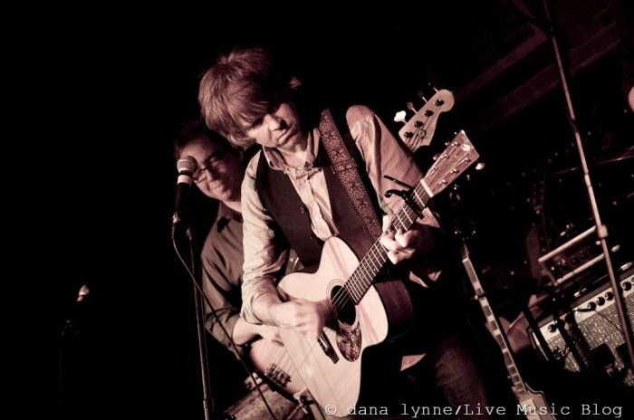Sarah Lee Guthrie & Johnny Irion @ The Arch Street Tavern, Hartford CT, 8.1.12