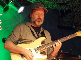 Steve Kimock @ Joshua Tree Roots Music Festival 2012 || Photo by Wesley Hodges