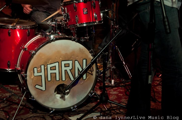 Yarn @ Arch Street Tavern Hartford CT 10.26.2012