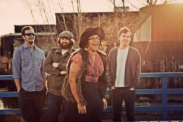 Alabama Shakes, NME, January 2012