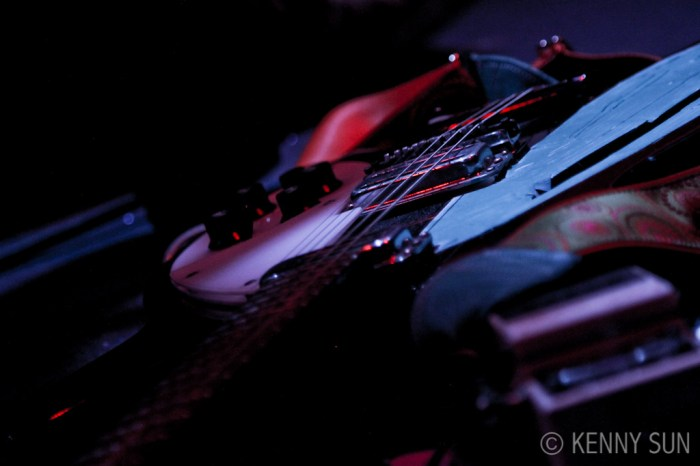 Tame Impala @ Music Hall of Williamsburg - 11/7/12 || Photo © Kenny Sun