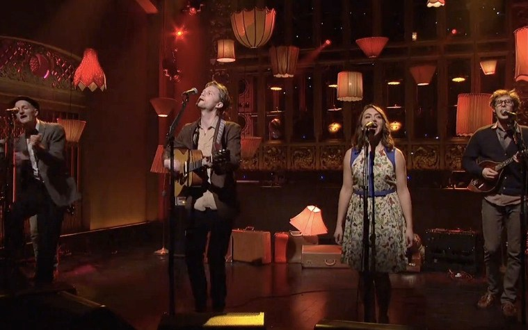 lumineers on snl