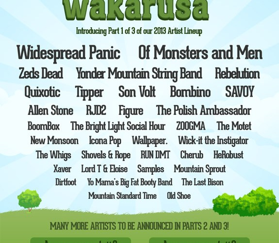 wakarusa 2013 emailannounce