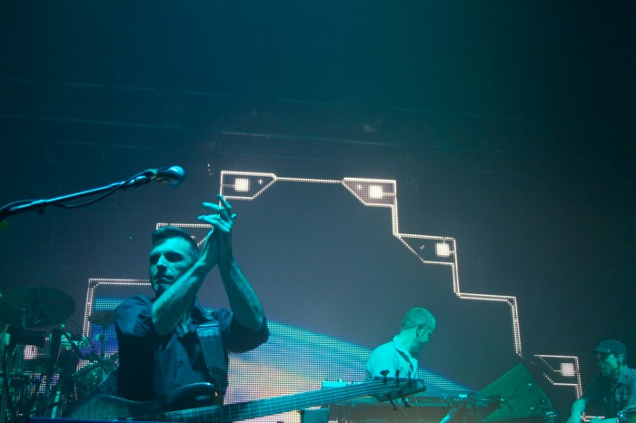 STS9 3/2/13. Photo by Aaron Fortin