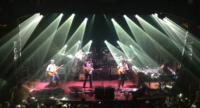 Umphrey's McGee 3.23.13 | Photo by Sarah Zanoff