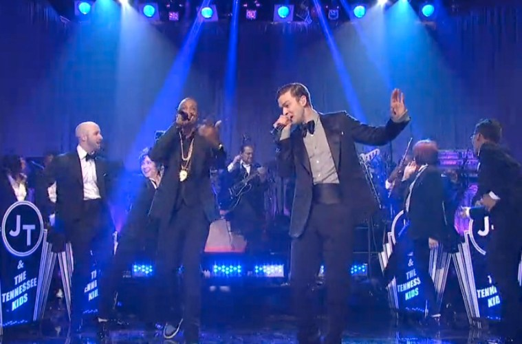 jayz and justin timberlake on snl