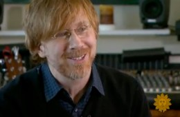 trey anastasio on sunday morning