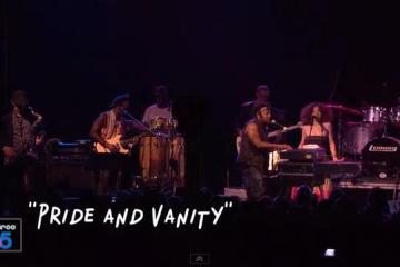 pride and vanity