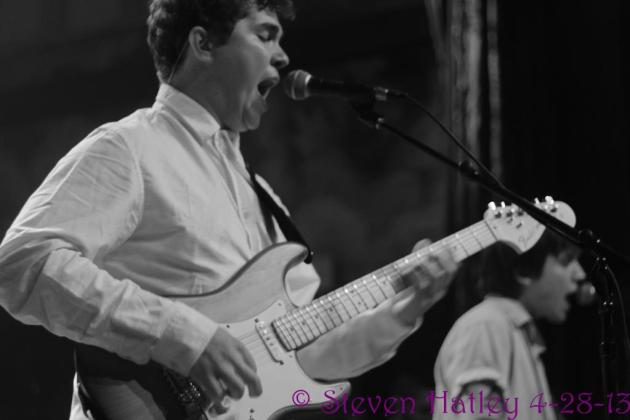 004 Surfer Blood at HOB 4-28-13