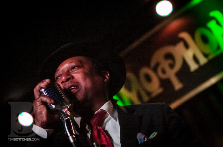 Kermit Ruffins & The Barbeque Swingers