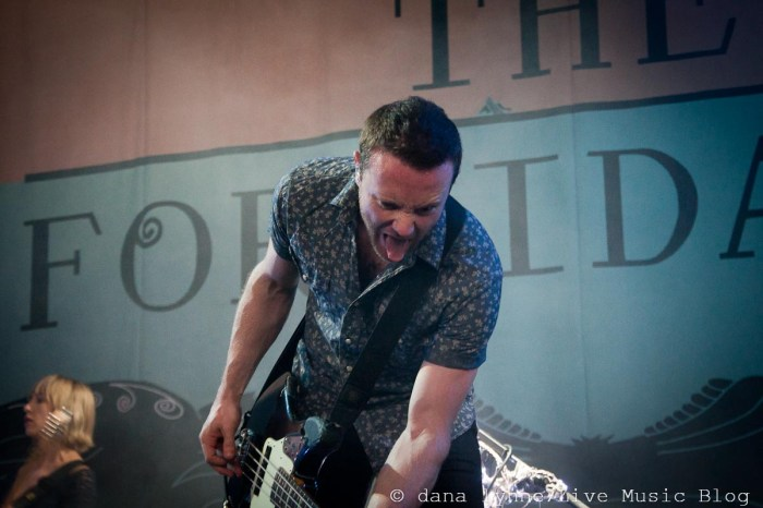 The Joy Formidable, Hartford CT 7.9.13