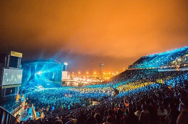 Photo © Dave Vann / Phish Inc.