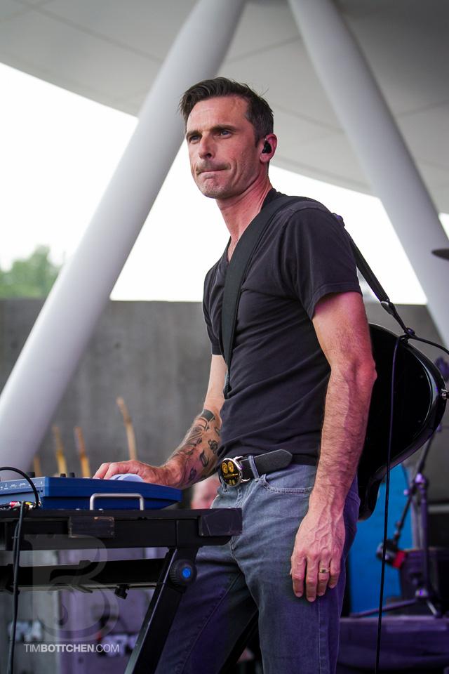 David Murphy of STS9
