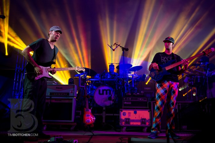 Umphrey's McGee in St. Louis