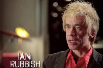 ian rubbish interviews the clash