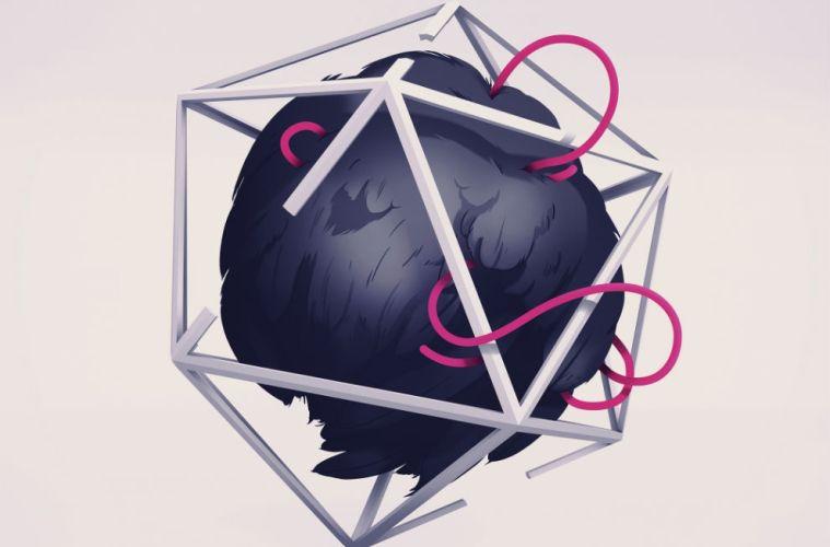 paper-diamond-black-rose-3