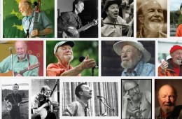 Pete Seeger on Google Image Search