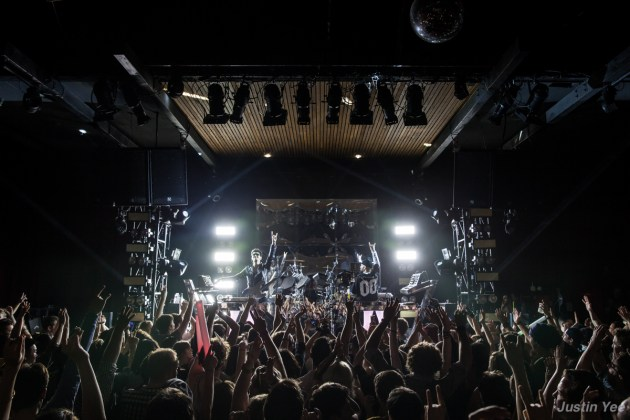 Chromeo @ The Independent-20
