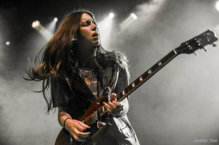 HAIM @ The Fillmore SF, CA_Watermarked-13