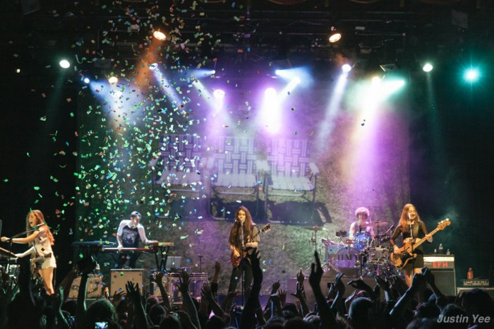 HAIM @ The Fillmore SF, CA_Watermarked-20