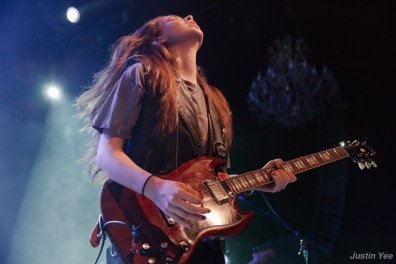 HAIM @ The Fillmore SF, CA_Watermarked-3