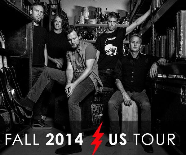pearl jam fall tour dates header