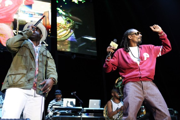 Snoop Dogg @ Roots Picnic 2014