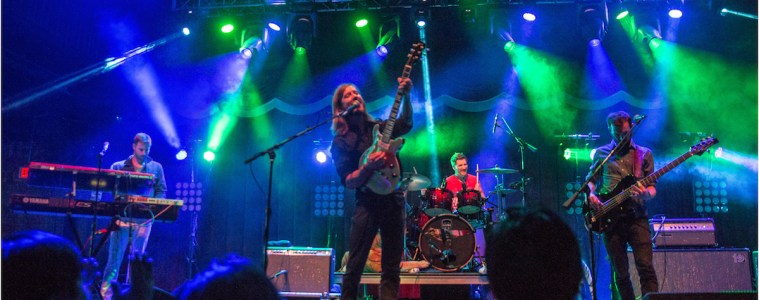 Moon Taxi @ Brooklyn Bowl, Las Vegas 10.4.14