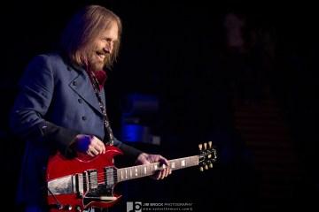 Tom Petty & The Heartbreakers @ The Forum, LA 10.10.14 © Jim Brock