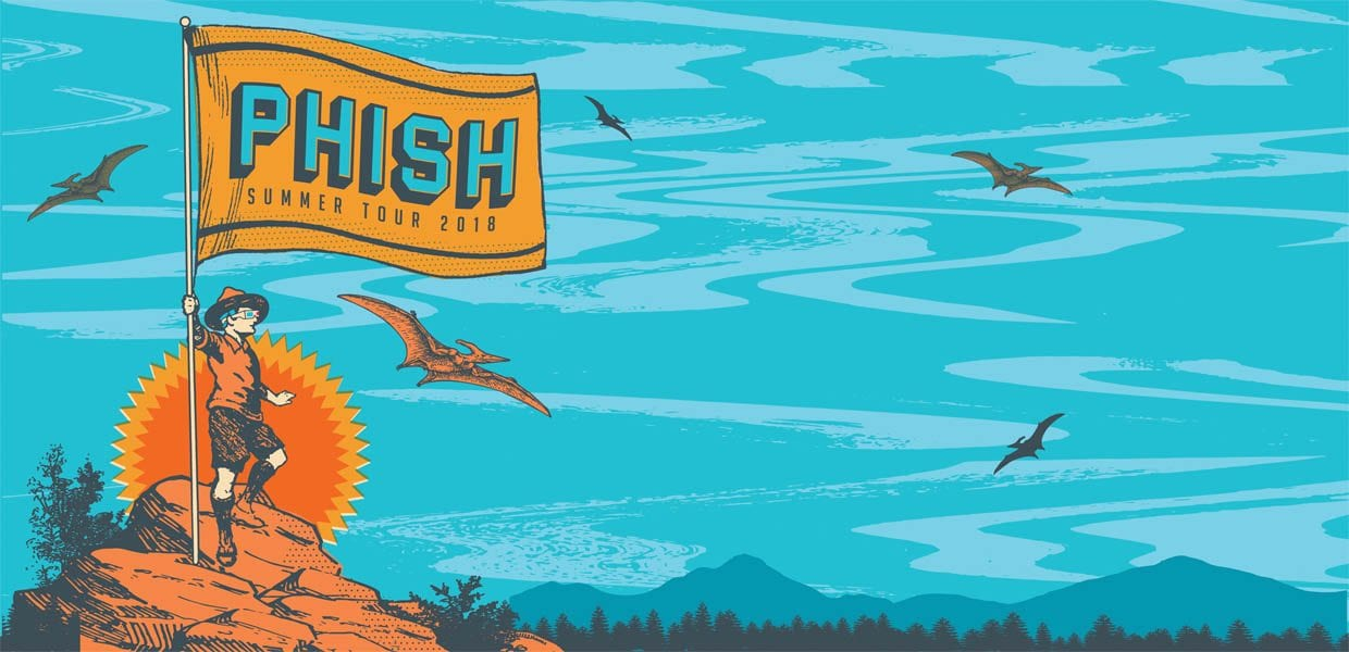 Phish Hd Wallpaper Phish Announces Summer 2018 Tour Dates Live Music Blog