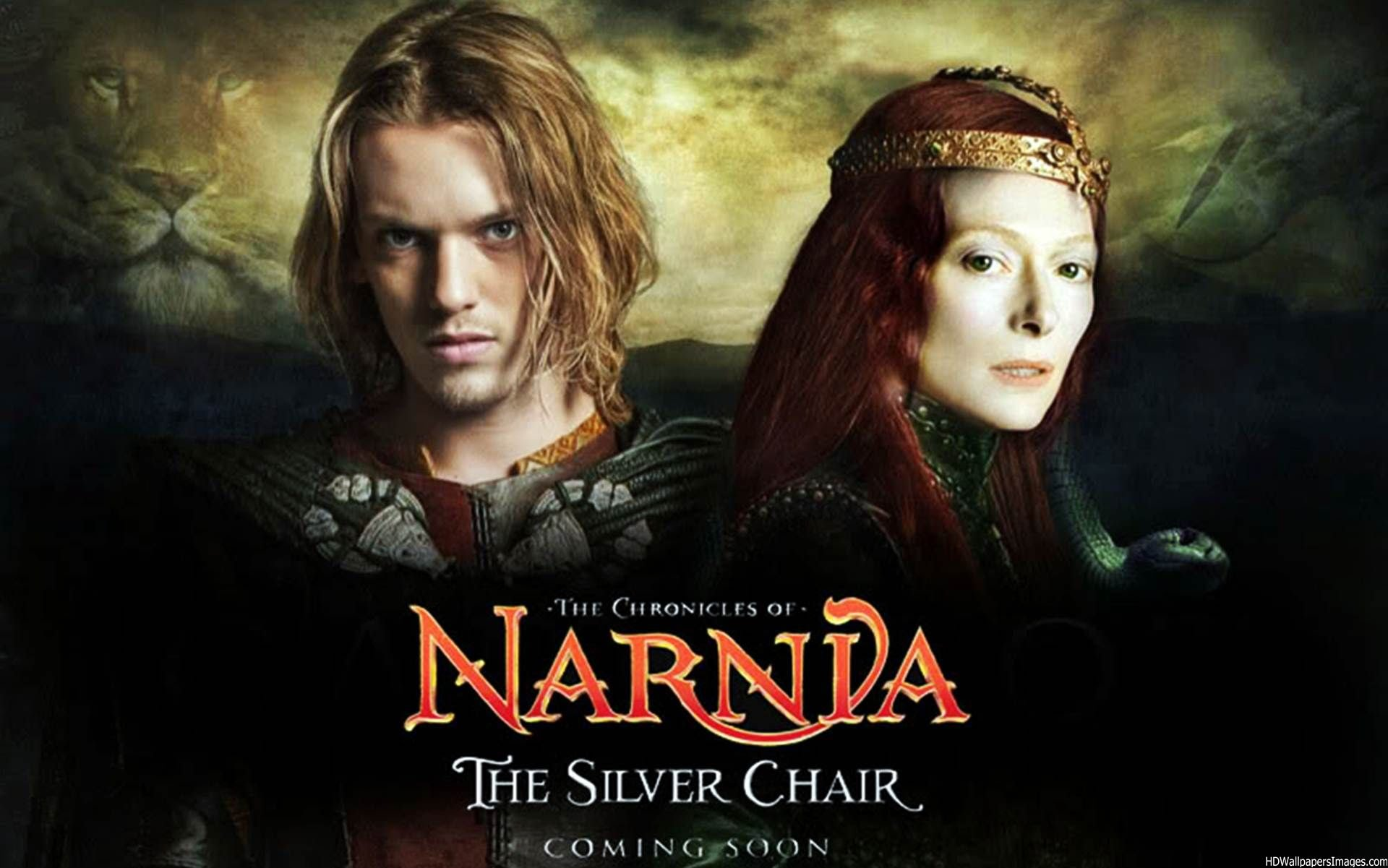 Die Chroniken Von Narnia Der Silberne Sessel Film Breaking Narnia News Narnia 4 The Silver Chair Am Start