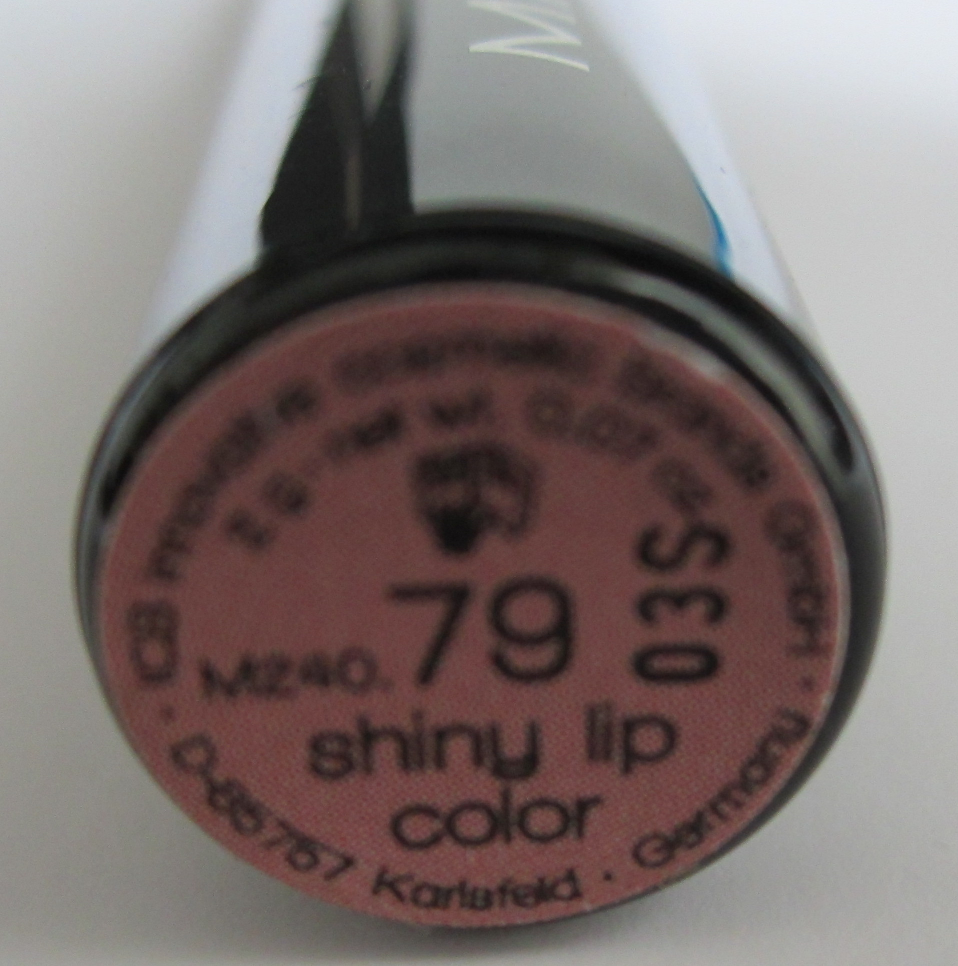 Lippenstift Richtig Auftragen Misslyn Shiny Lip Color 79 Live Normal