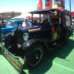 Sheriff Patty Wagon at Pismo Beach Car Show