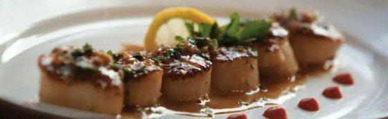 The Galley Seafood - Scallops