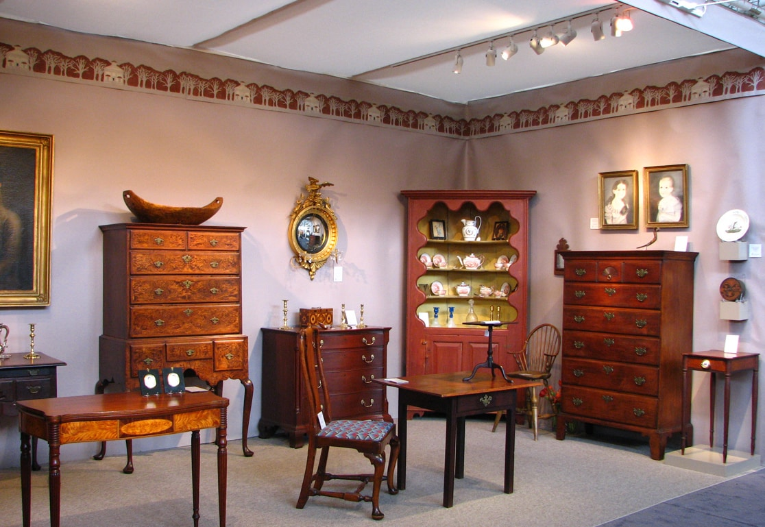 The 2014 Philadelphia Antiques Show
