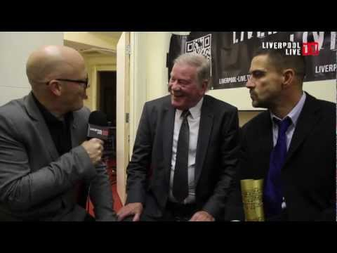 LMA's LLTV talk to DJ of the Year - Lee Butler (and his dad Billy)