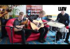 Red Sofa Sessions #onTour – Oxygen Thieves at Astral Coast 2014