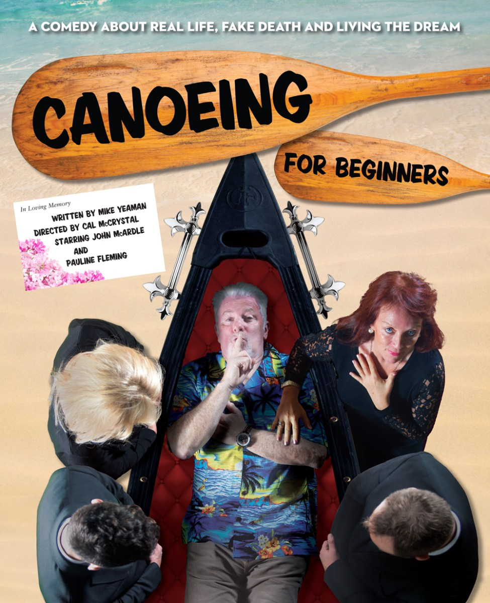 WHATS ON: Canoeing For Beginners | Royal Court | 30 Jan – 28 Feb 2015