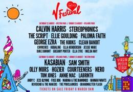 NEWS: Highway to V Festival – Win a slot at V Festival this summer!