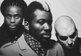 SHOUT: Young Fathers | The Kazimier | 07.06.15
