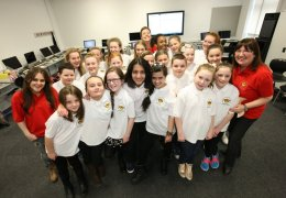 NEWS: Liverpool school choir chosen to perform with Gary Barlow